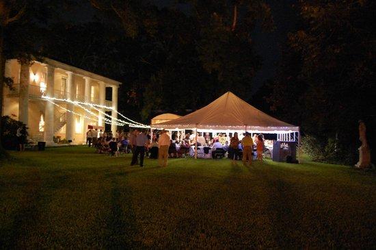Milbank House : Reception