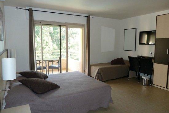 Hotel et Residence Costa Rossa: Doppelzimmer