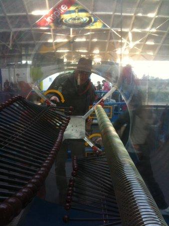 Winchester Science Centre & Planetarium : Inside Intech