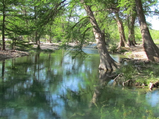 River bluff cabins prices campground reviews rio frio for Cabins along the frio river