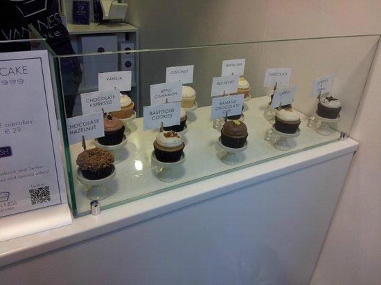 Van Ness Cupcake: cupcakes