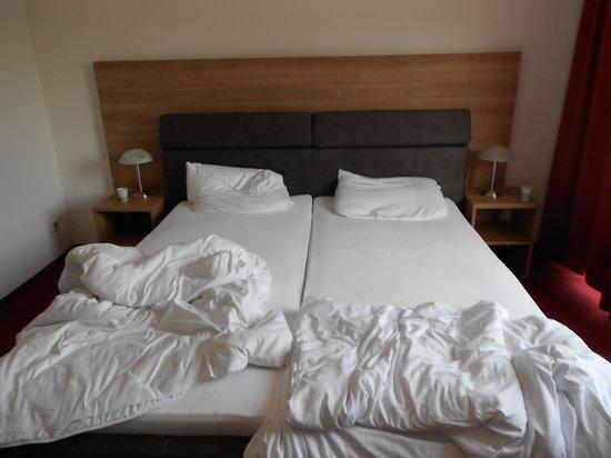 Grossmehring, Allemagne : Na een nachtje heerlijk slapen