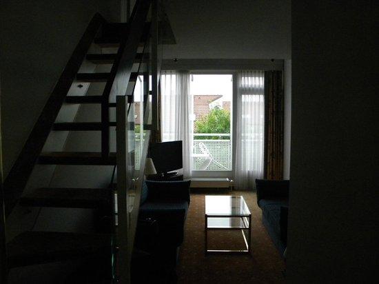 Derag Livinghotel Karl Theodor : Sala (1º andar)