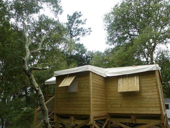 Camping Signol: L'écolodge