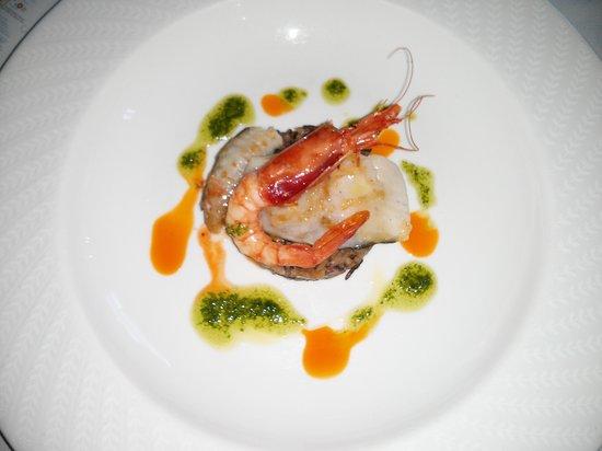 Els Fogons de Can Llaudes: Seafood dish