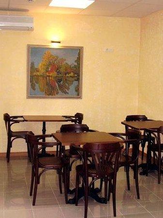 Bogemia Business Hotel: Cafe