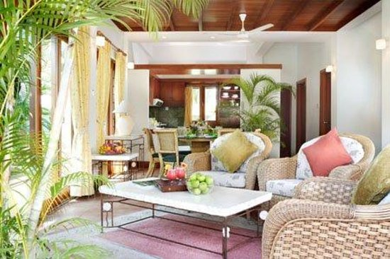 Nirwana Gardens - Banyu Biru Villas: Banyu Biru Villa Living Room