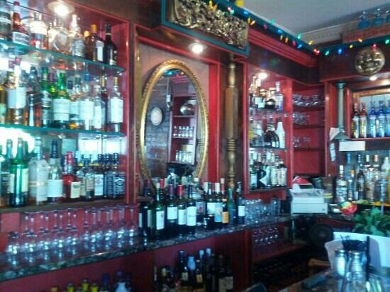 Karla's Restaurant: The Bar. Everything you could ever want.