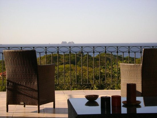 Reserva Conchal Beach Resort, Golf & Spa : Terrace View