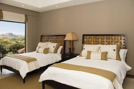 Reserva Conchal Beach Resort, Golf & Spa: Accomodations