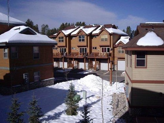 Sawmill station townhomes reviews photos price for Winter park colorado cabins