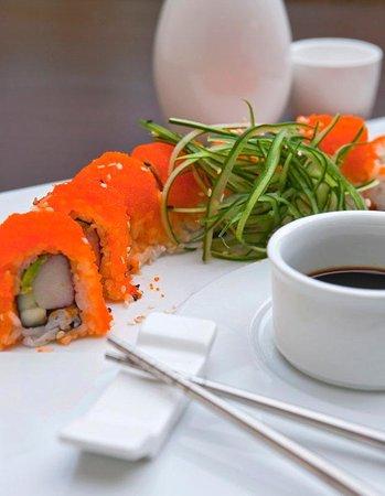 Reserva Conchal Beach Resort, Golf & Spa : Sushi
