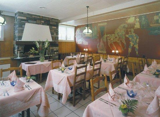 Minotel de Ville: Restaurant