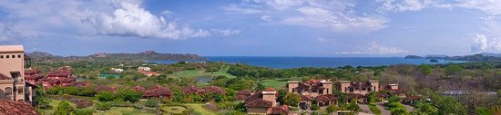 Reserva Conchal Beach Resort, Golf & Spa : Panorama