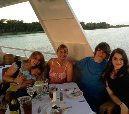 Vagabond Cruise: Sunset Cruise
