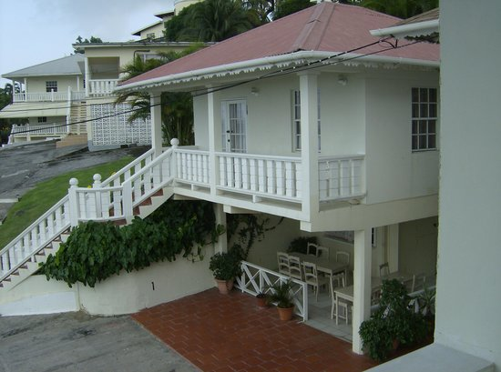 Rosewood Apartment Hotel: View of room
