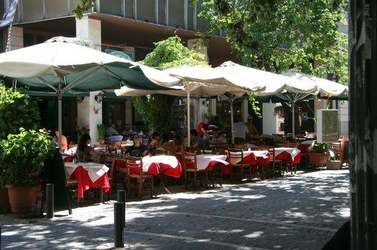 Plakiotissa Taverna Mezedopolio: Plakiotissa