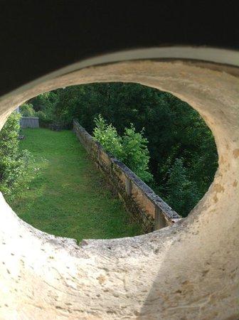 Chateau de Vieux Mareuil: château de Vieux Mareuil