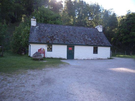 Loch an Eilein: Shop, refreshments & toilets