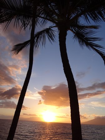 Wailea Beach Marriott Resort & Spa: Sunsets galore