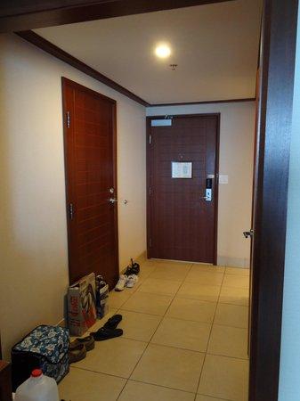 Wailea Beach Marriott Resort & Spa: Spacious entryway