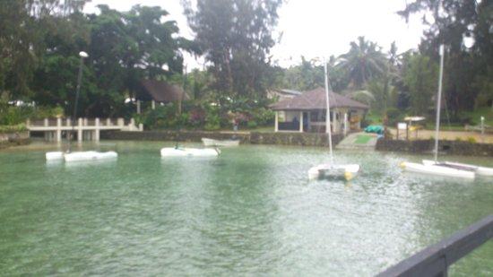 Warwick Le Lagon Resort & Spa, Vanuatu: water sports