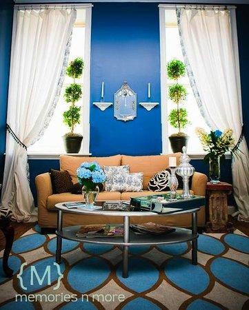 Spa Bleu : Relaxation Lounge