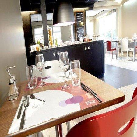 Campanile Chateauroux - Saint-Maur : Restaurant