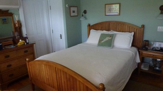 Revere Guest House: spotless rooms