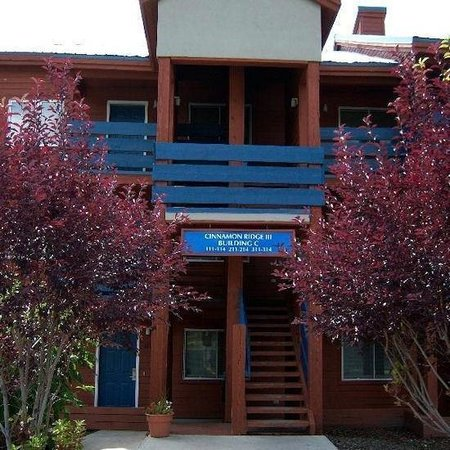 Bighorn Rentals - Frisco: Exterior