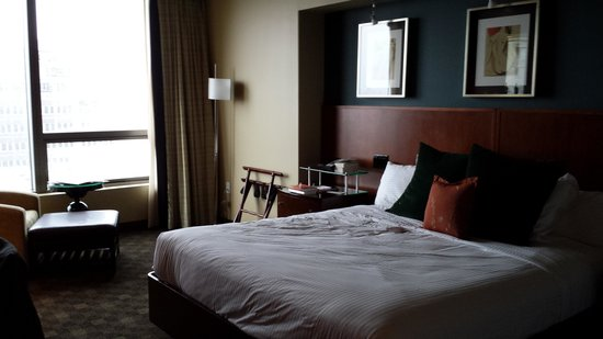 Loews Hotel 1000, Seattle: Bed