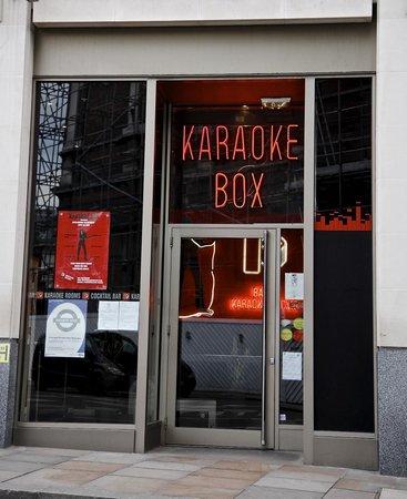 Karaoke Box Smithfield