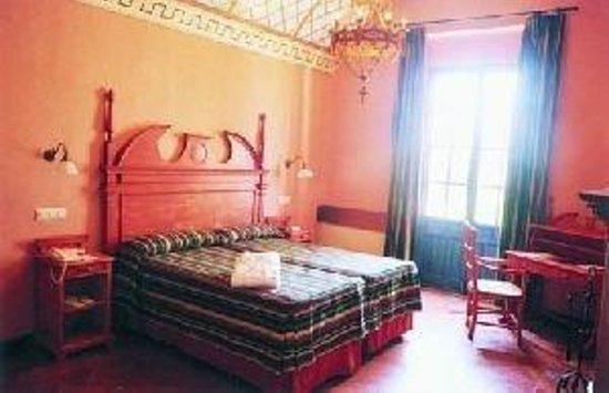 Monasterio de San Francisco : Guest Room