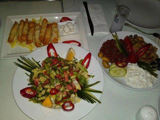 Jaffa's Restaurant Cafe and Bar: MIX