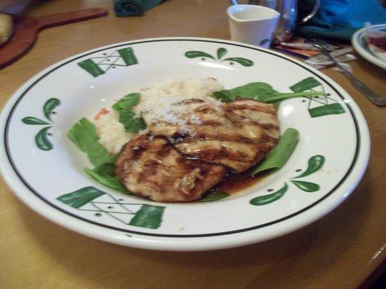 Olive Garden: Chicken