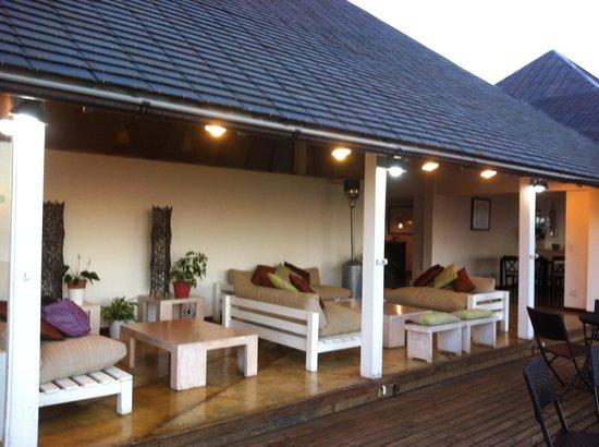 Hotel Altiplanico: reception