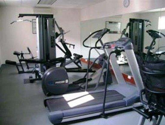 Ramada Hotel Ciudad Victoria: Ready for a Workout