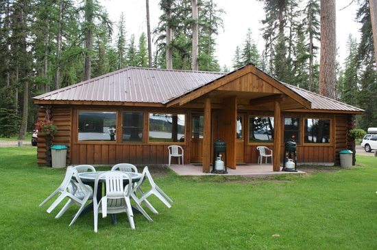 The Lodges On Seeley Lake Logger Lodge