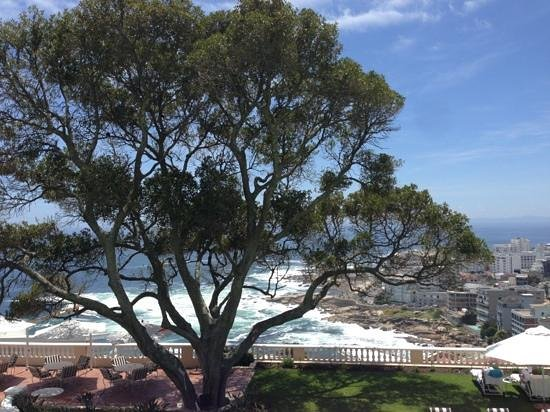 Ellerman House: view from porch