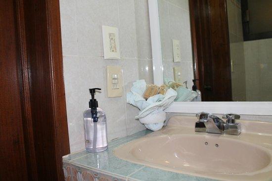 Hotel Real del Mayab: baño