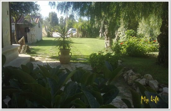 My Life Country House: MyLife esterno
