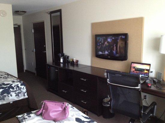 Sleep Inn & Suites: Comfy room