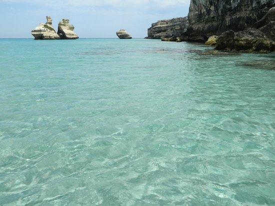 Angel Bay B&B Punta Prosciutto : spiaggia Torre dell'Orso