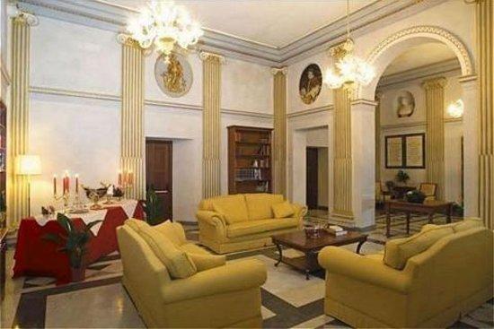 Antico Palazzo Rospigliosi: Lobby
