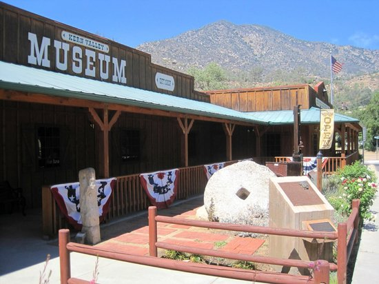 ‪The Kern Valley Museum‬
