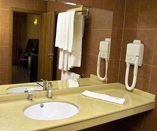 Bella Vista Beach Club: Bathroom