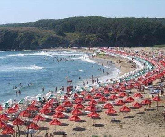 Bella Vista Beach Club: Beach