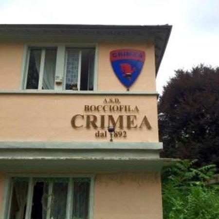 Bocciofila Crimea: Ristorante Crimea