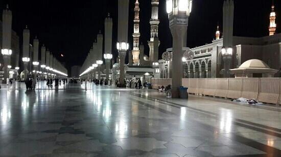 Madina Media Museum : المسجد النبوي