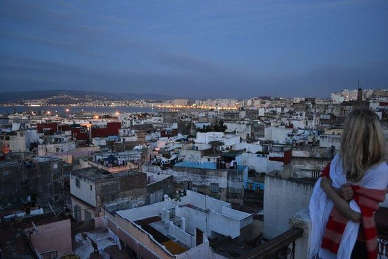 Riad Arous Chamel: view